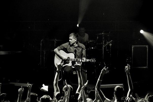Сплин на концерте в Чите 7 сентября 2012